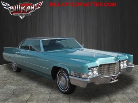 Pre-Owned 1969 Cadillac 4 door Hard top DeVille