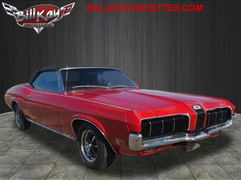 Pre-Owned 1970 Mercury Cougar XR-7