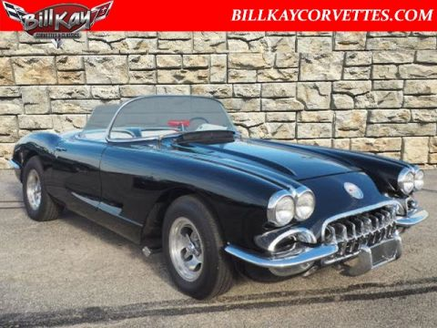 Pre-Owned 1959 Chevrolet Corvette Roadster