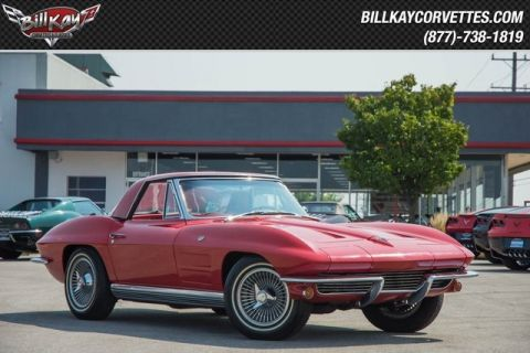 Pre-Owned 1964 Chevrolet Corvette Convertible