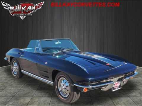 Pre-Owned 1964 Chevrolet Corvette
