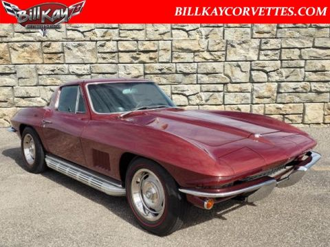Pre-Owned 1967 Chevrolet Corvette