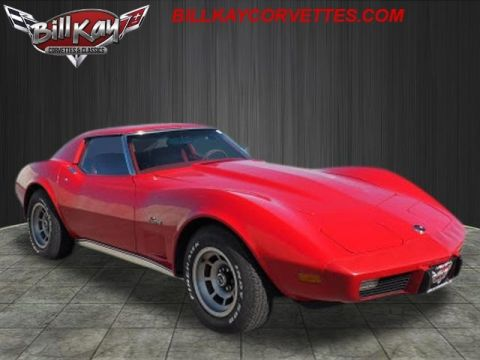 Pre-Owned 1976 Chevrolet Corvette T-Tops