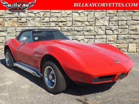 Pre-Owned 1974 Chevrolet Corvette convertible