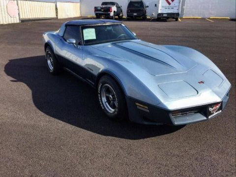 Pre-Owned 1982 Chevrolet Corvette Base
