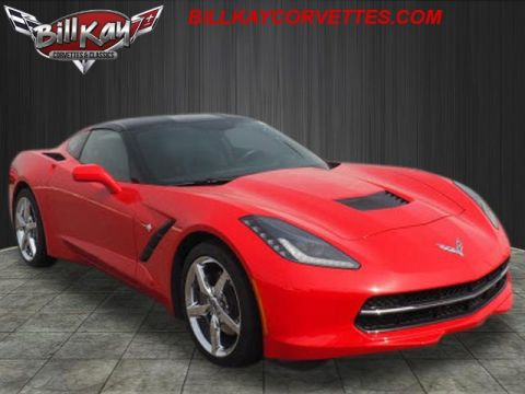 Pre-Owned 2014 Chevrolet Corvette Base