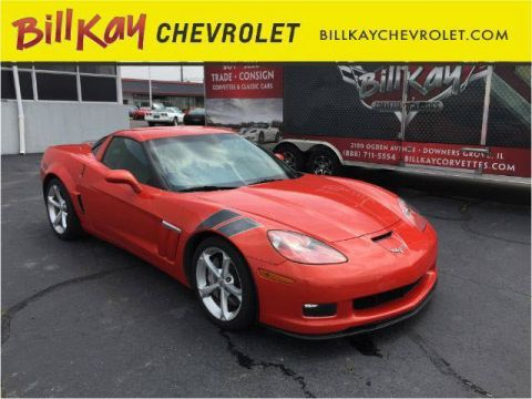 Pre-Owned 2011 Chevrolet Corvette Grand Sport 2LT