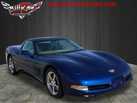 Used Chevrolet Corvette Base