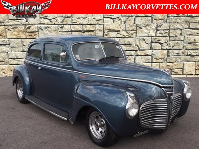 Pre-Owned 1941 Plymouth  cpe