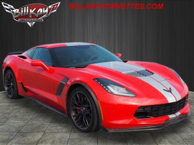Used 2015 Chevrolet Corvette Z06 2d Coupe Near Chicago Cp24319