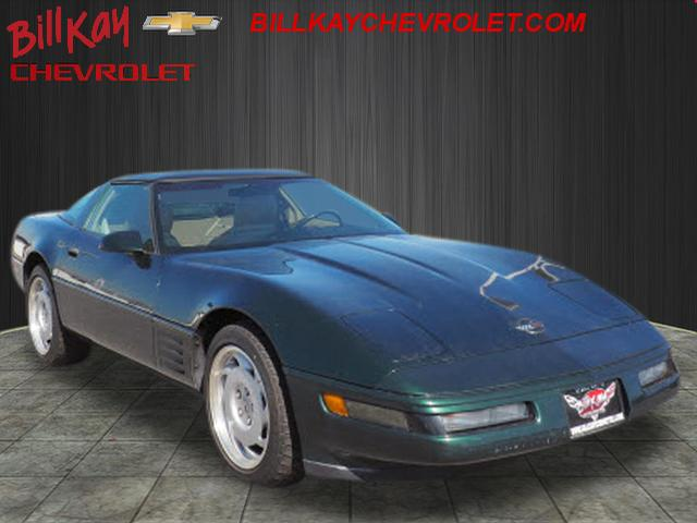 Pre-Owned 1992 Chevrolet Corvette Base