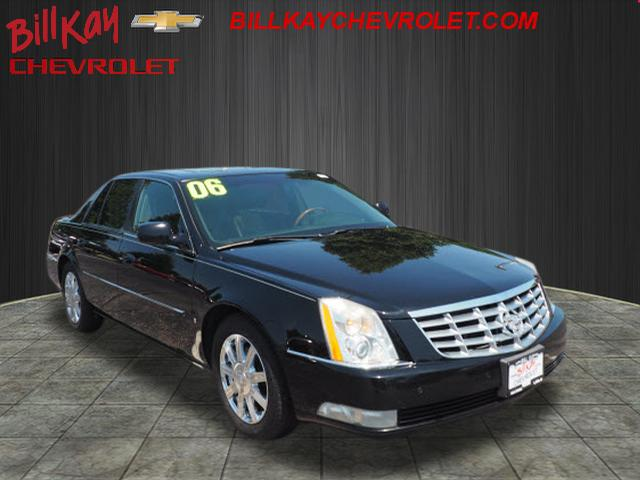 Used 2006 Cadillac Dts Luxury Iii 4dr Sedan Near Chicago P24233a