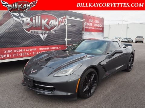 used chevy corvette c7 for sale chicago bill kay corvettes. Black Bedroom Furniture Sets. Home Design Ideas